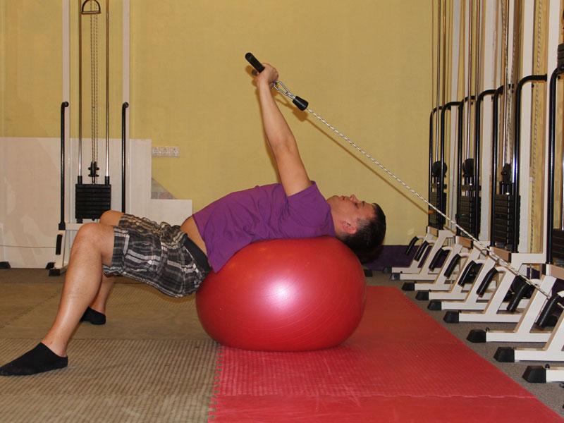 Упражнения от бубновского для шейного остеохондроза в домашних условиях